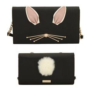 Kate Spade Hop To It Rabbit Bag